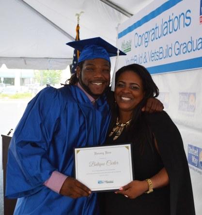 Batique Carter Unsung Hero Award
